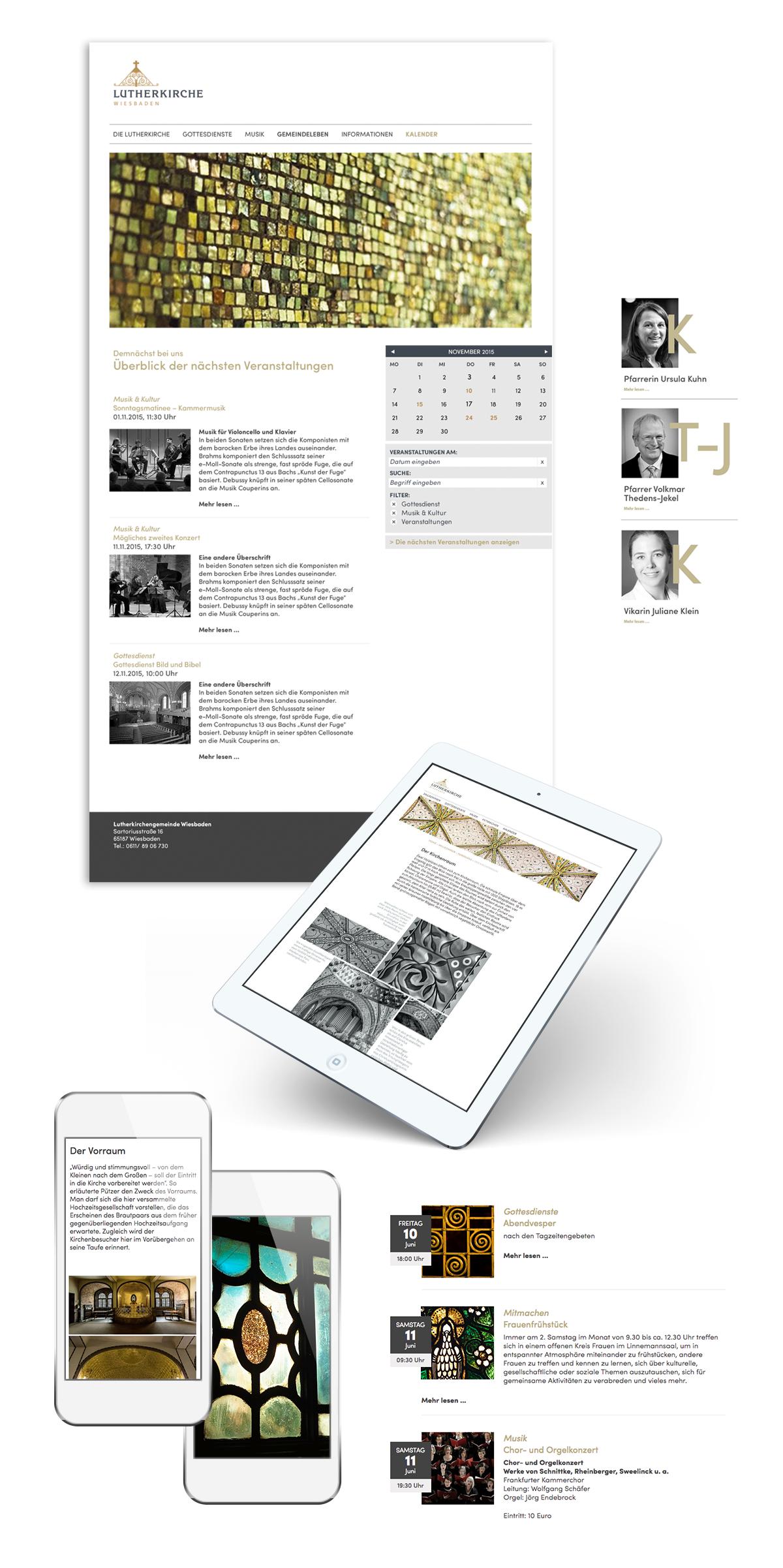 Lutherkirche-Webzusammenstellung